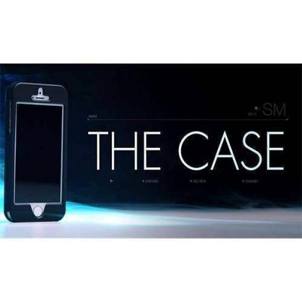 The Case (Gold) DVD and Gimmick by SansMinds