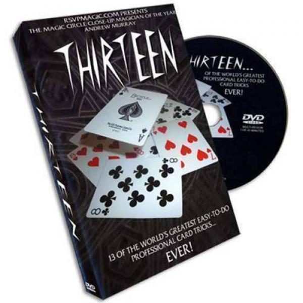 Thirteen Andrew Murray, DVD