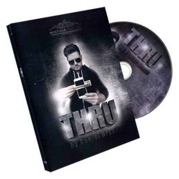 Thru by Daniel Bryan and Mystique Factory - DVD