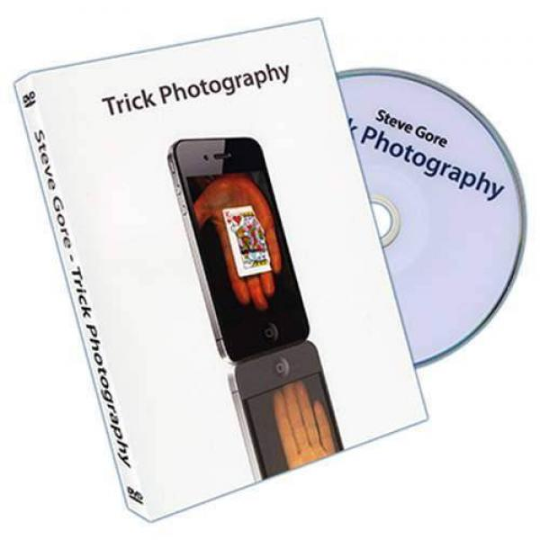 Trick Photography (Props and DVD) by Steve Gore - ...