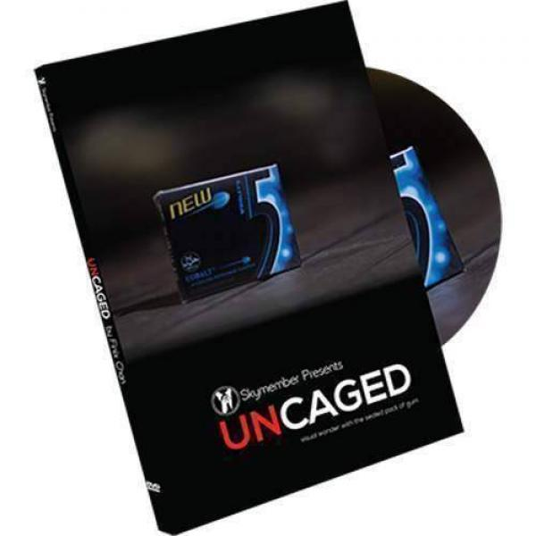 Uncaged by Finix Chan and Skymember (DVD)