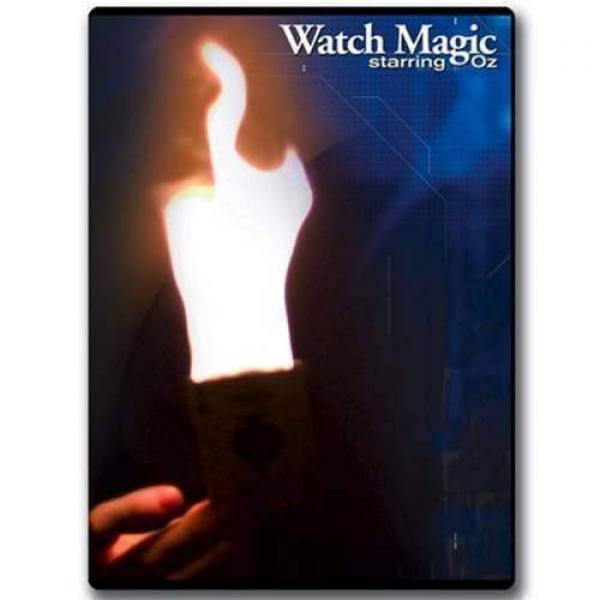 Watch Magic with Oz Pearlman - DVD