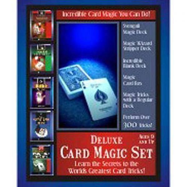 Magic Set - Deluxe Card Magic