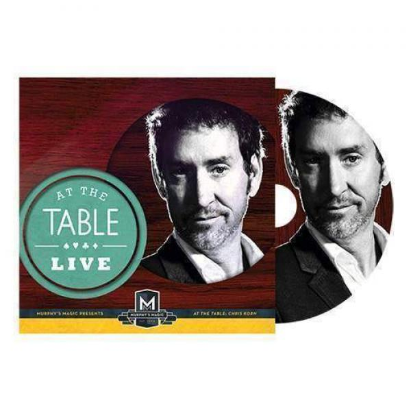At the Table Live Lecture Chirs Korn (DVD)