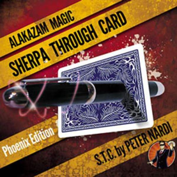 STC - SHERPA through Card - Blu