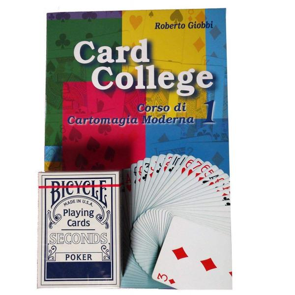 Roberto Giobbi - Card College Volume 1 with Bicycl...