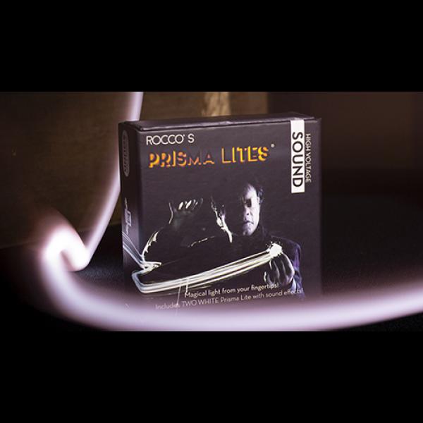Rocco's Prisma Lites SOUND Pair (High Voltage/Whit...