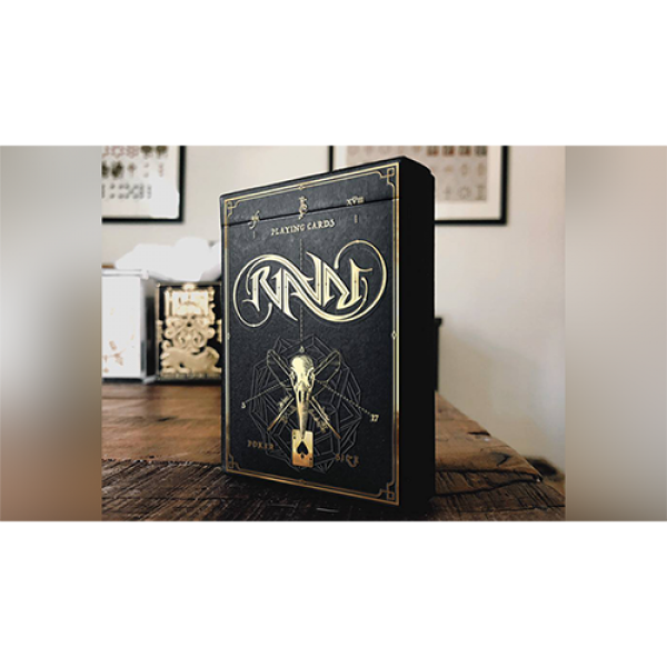 Mazzo di carte Ravn Eclipse Playing Cards Designed...
