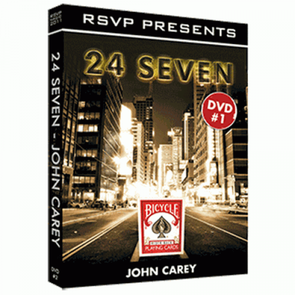 24Seven Vol. 1 by John Carey and RSVP Magic video ...