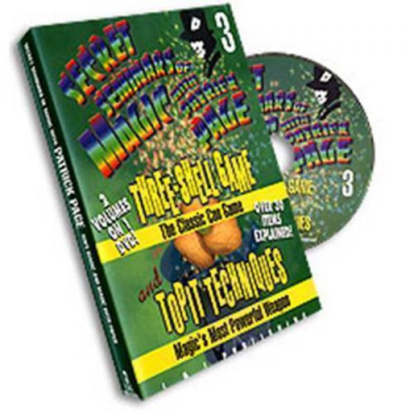 3-Shell Game/Topit Vol 3 by Patrick Page video DOW...