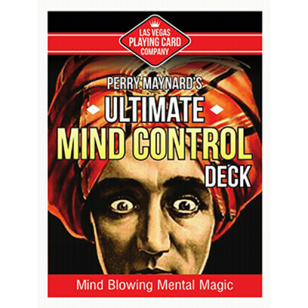 Ultimate Mind Control Deck by Perry Maynard