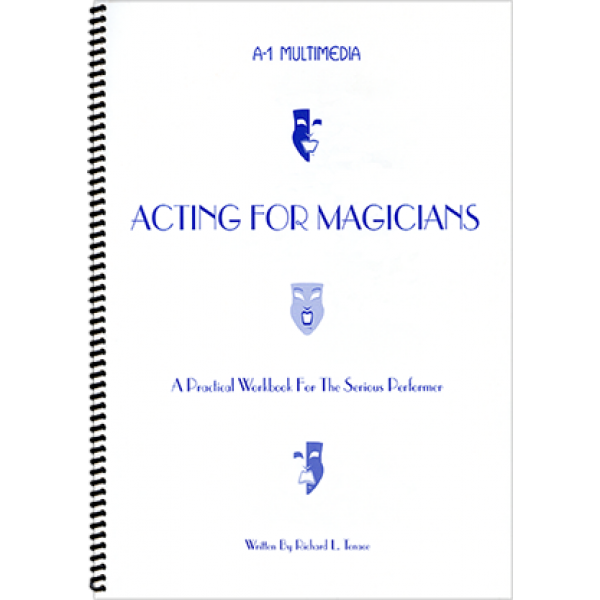 Acting for Magicians by Murphy's Manufacturing - B...