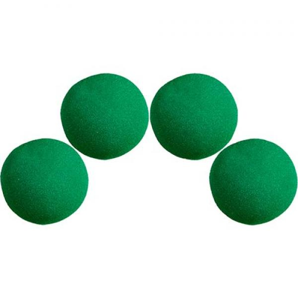 2 inch High Density Ultra Soft Sponge Ball (Green)...