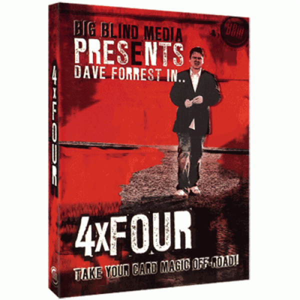 4 X Four by Dave Forrest & Big Blind Media vid...