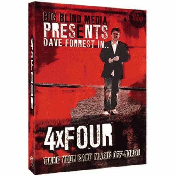 4 X Four by Dave Forrest & Big Blind Media vid...