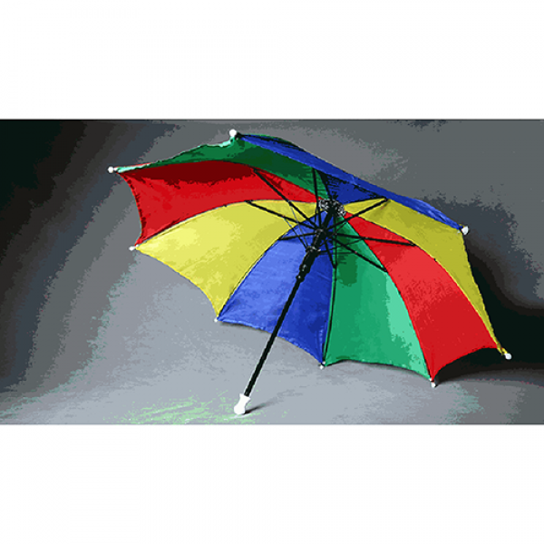 Production Umbrella (Multi-Color) by Mr. Magic