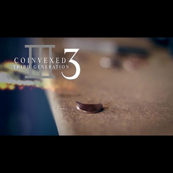 Coinvexed Third Generation by David Penn and World Magic Shop