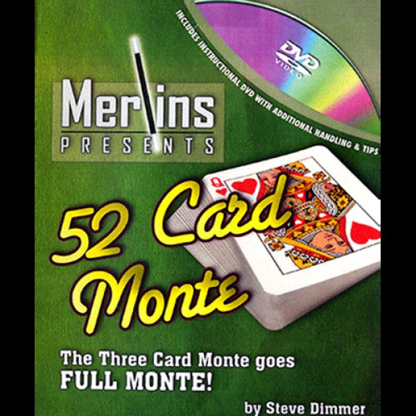 52 Card Monte by Merlins