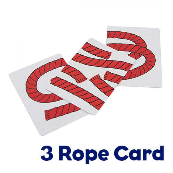 3 Rope Card (Small)