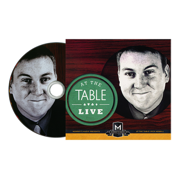 At the Table Live Lecture Rick Merrill - DVD