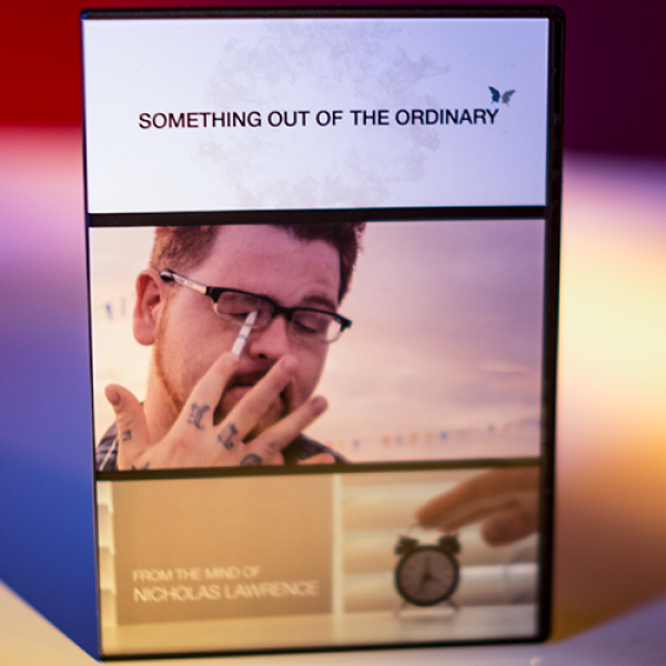 Something Out of the Ordinary  by Nicholas Lawrenc...