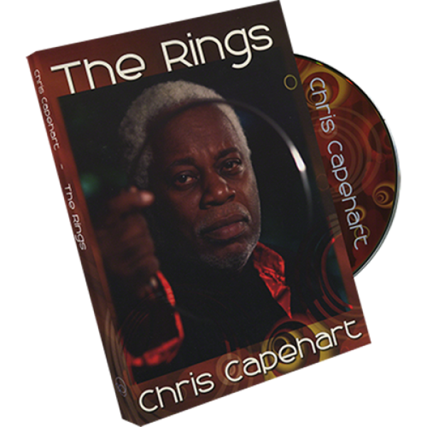 Chris Capehart's The Rings by Kozmomagic - DVD