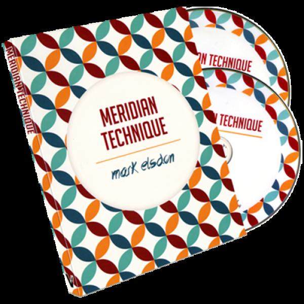 Meridian Technique by Mark Elsdon - 2 DVD Set