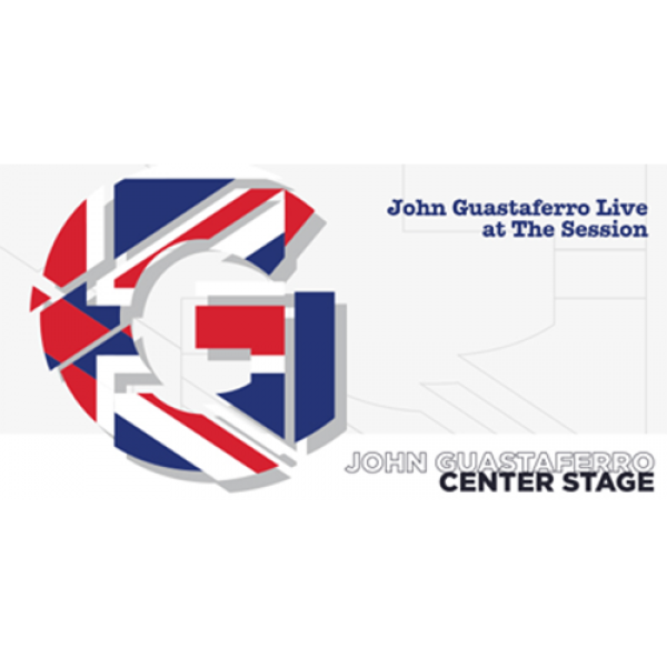 Center Stage by John Guastaferro - 2 DVD Set