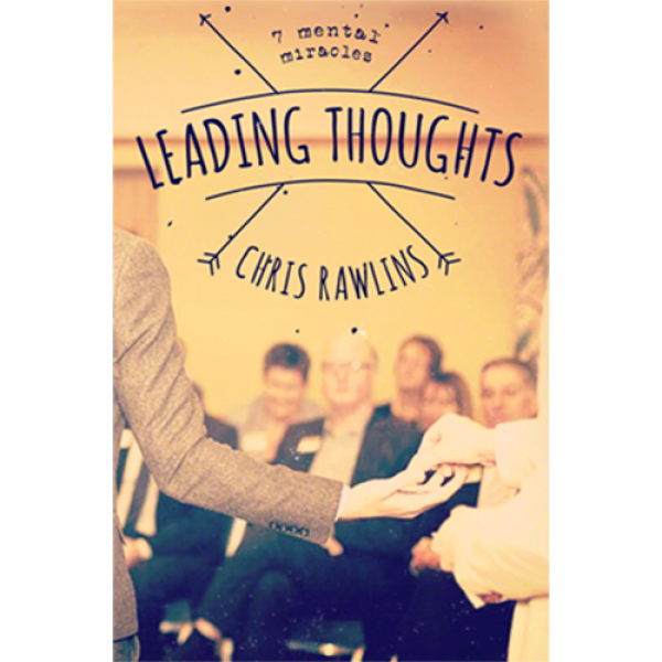 Leading Thoughts (2 DVD Set) by Chris Rawlins - DV...