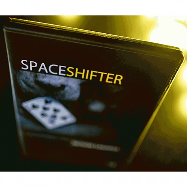 Space Shifter by Nicholas Lawrence and SansMinds - DVD