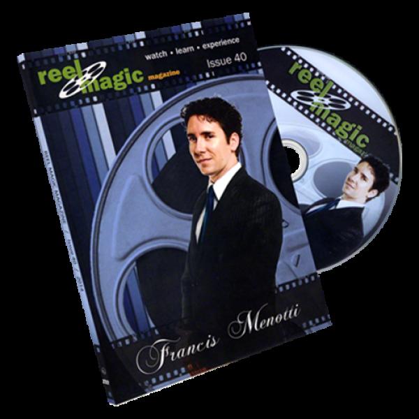 Reel Magic (Francis Menotti) - DVD