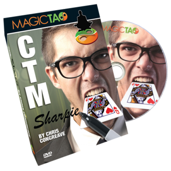 CTM (Card to Mouth) DVD and Gimmick by Chris Congr...