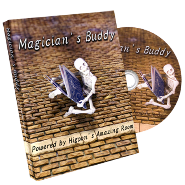 Magicians Buddy by Higpon