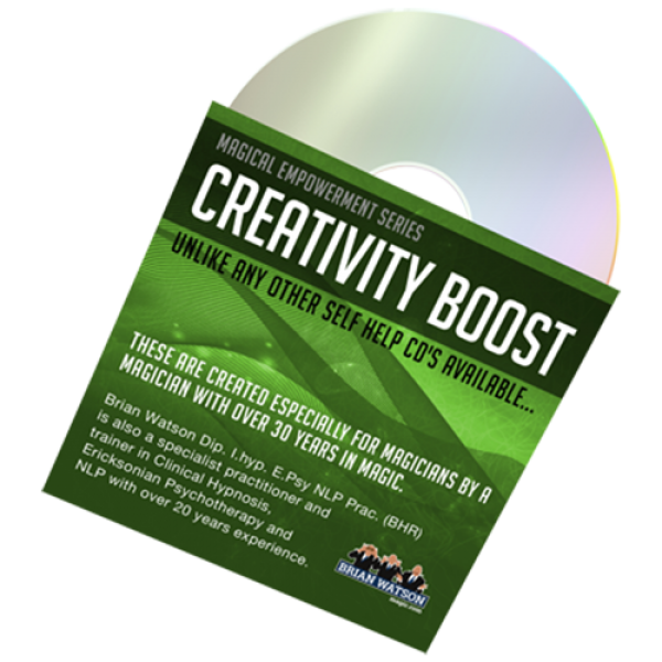 Creativity Boost (Empowerment Series) by Brian Watson