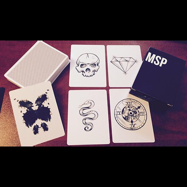 Mentalist Symbol Pack (Deck and Video) by Anton Ja...