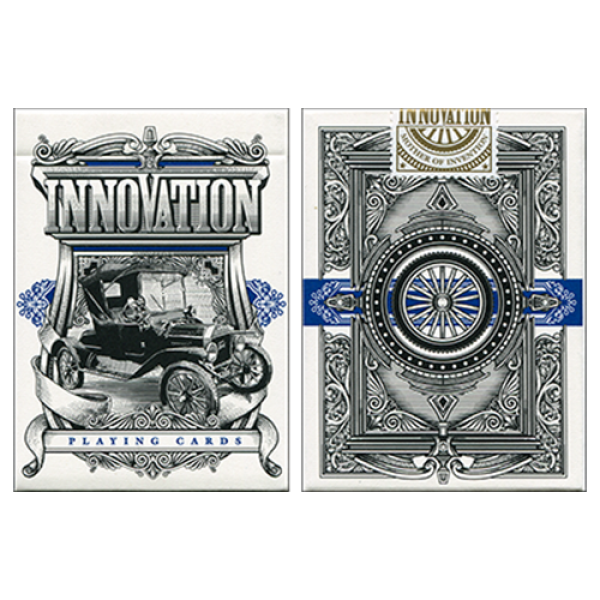 Innovation Playing Cards Standard Edition by Jody ...
