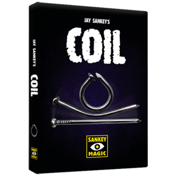 COIL by Jay Sankey - DVD and Gimmick