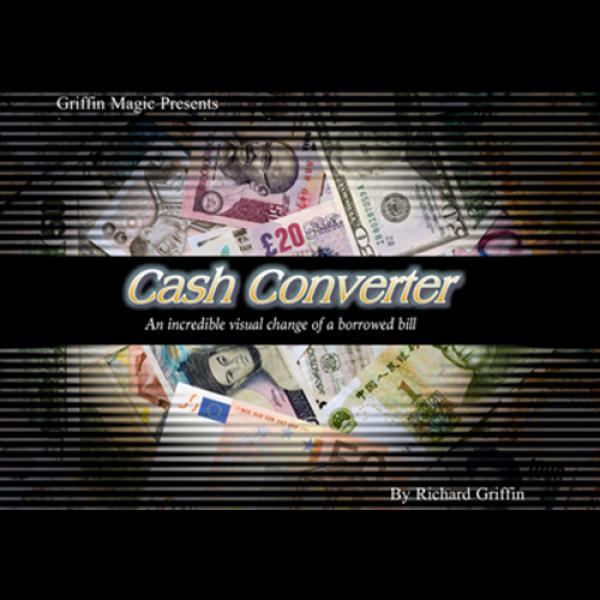 Cash Converter by Richard Griffin