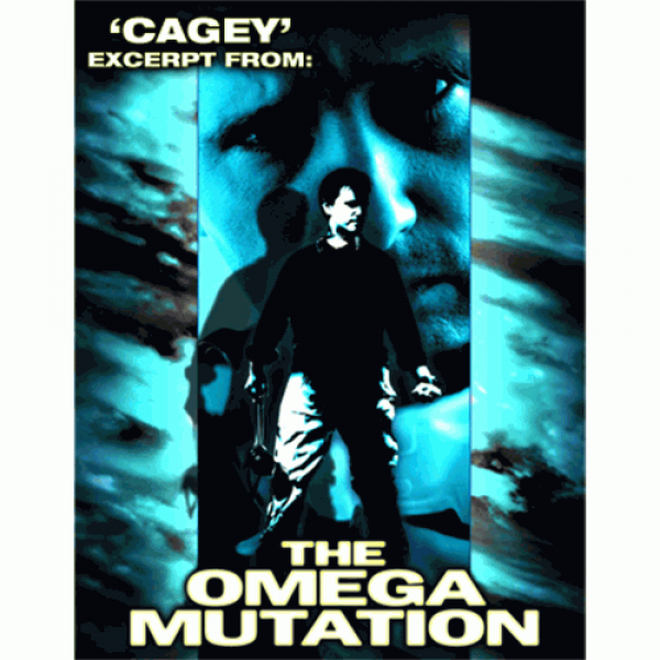 Cagey (excerpt from The Omega Mutation) by Cameron...