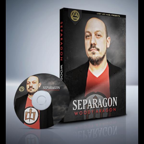 Separagon by Woody Aragon & Lost Art Magic - D...