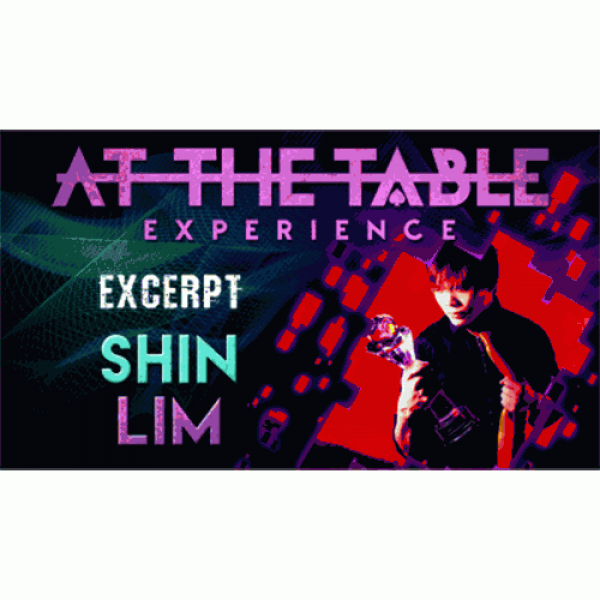 4x4 Color Change (excerpt from Shin Lim At The Tab...