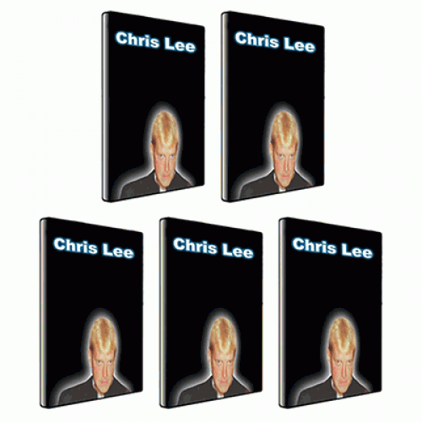 Chris Lee Comedy Hypnotist Presents Five Funny Hyp...