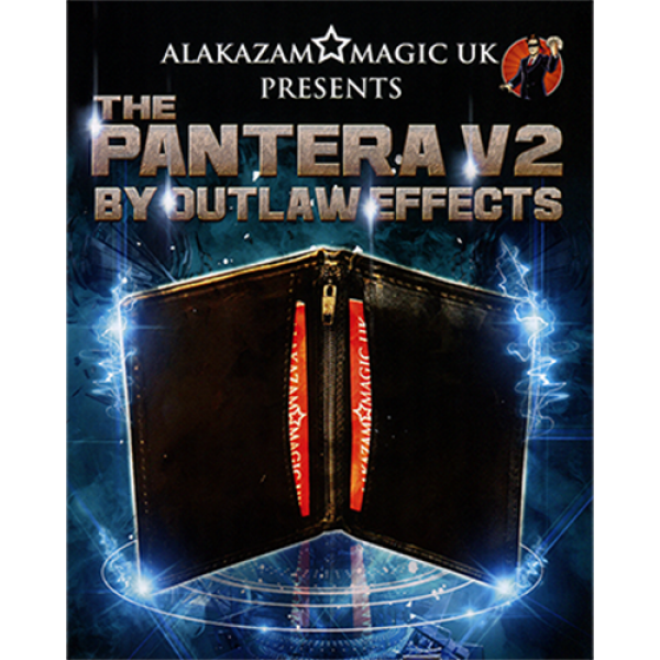 Alakazam Presents The Pantera Wallet (Gimmick and ...