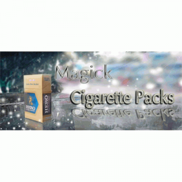 Magic Cigarette Pack by Hoang Sam - Video DOWNLOAD