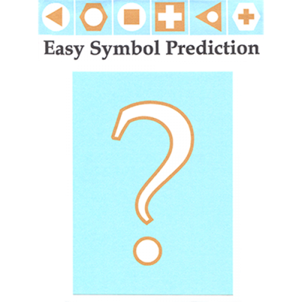 Easy Symbol Prediction by Nahuel Olivera