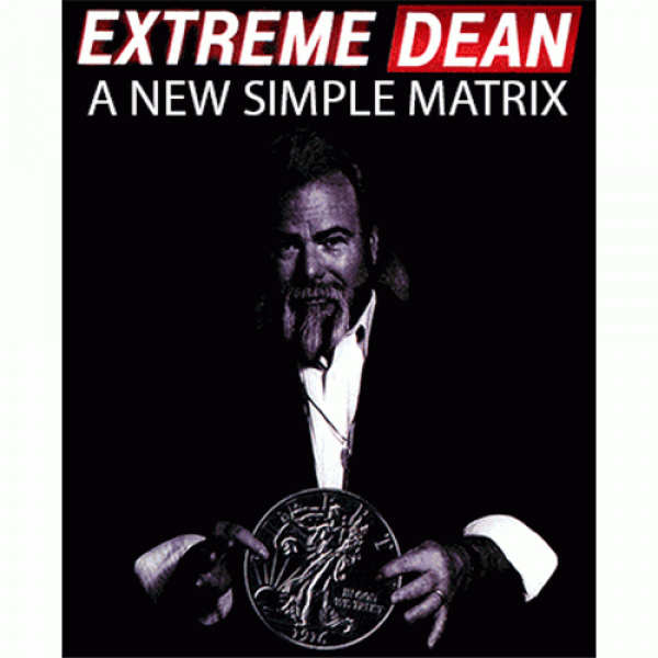 A New Simple Matrix (excerpt from Extreme Dean #1)...