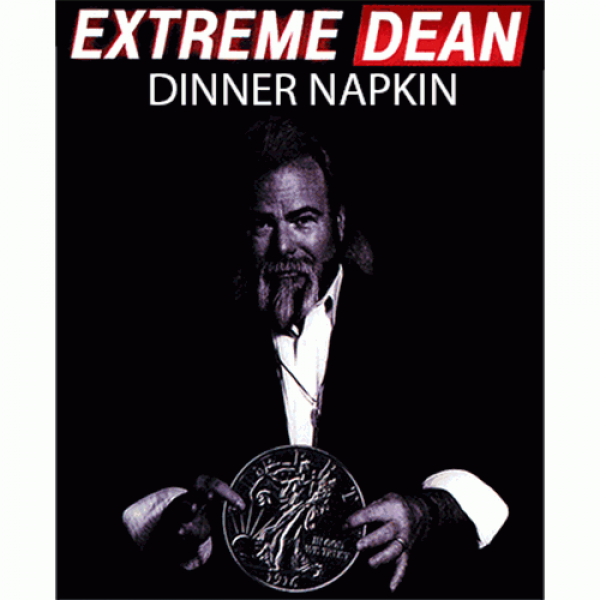 Dinner Napkin (excerpt from Extreme Dean #1) by De...