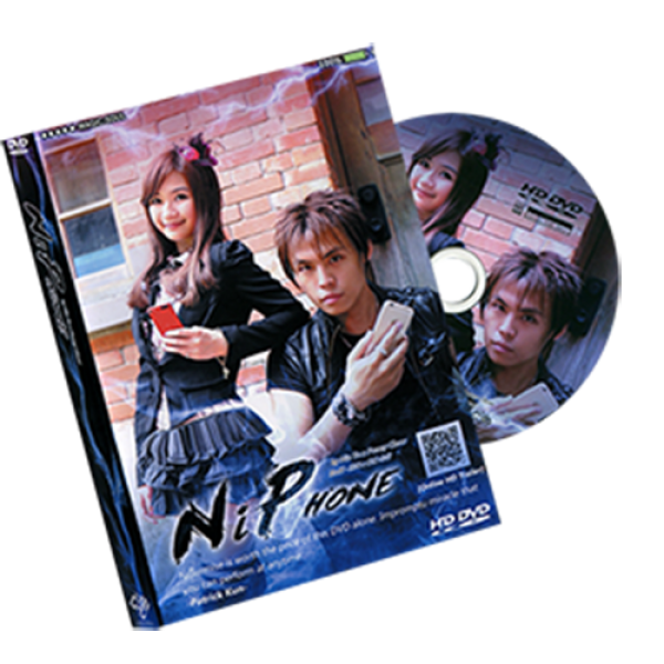 NiPhone by Nie Te and Penny Chow - DVD