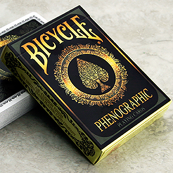 Mazzo di Carte Bicycle Phenographic Playing Cards ...