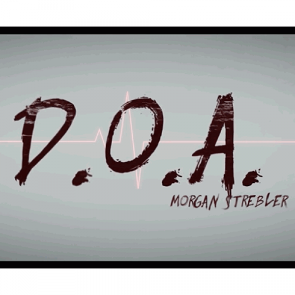 D.O.A. by Morgan Strebler and SansMinds - DVD